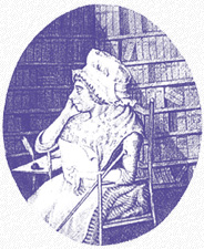 Susanna Oakes, Keeper of the Circulating Library at Ashborne in the County of Derby.